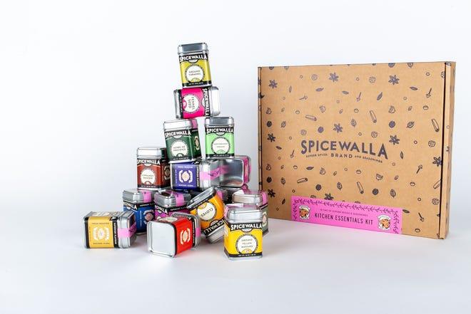 """Spicewalla's """"Kitchen Essentials Kit"""" was on Oprah's Favorite Things 2019 list."""