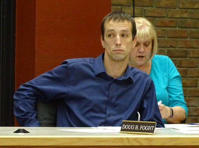 Doug Foght, an independent representing the Third Ward on Bucyrus City Council, plans to step down at the end of his current term.