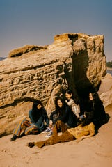 The psychedelic Japanese band Kikagaku Moyo plays a sold-out show Nov. 16 in Burlington.