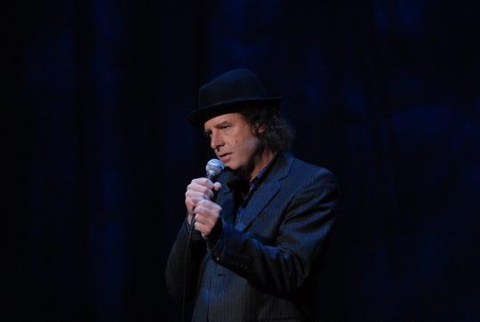 Steven Wright returns to the Flynn Center for a Nov. 15 performance.