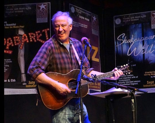 George Woodard will be among the performers Nov. 21 at a benefit for Lost Nation Theater in Montpelier.
