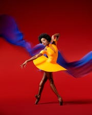 Dance Theatre of Harlem performs at the Flynn Center on Nov. 20.