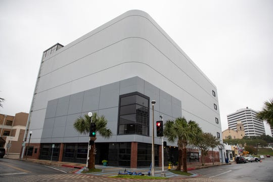 Texas A&M University-Corpus Christi purchased 223 N. Chaparral Street for $2.3 million.