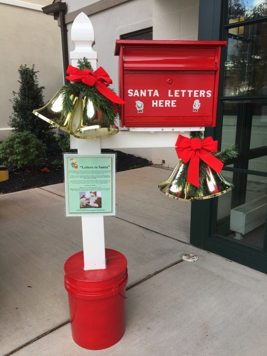 Warren Township Recreation has been approved by Santa to gather mail from Township children and deliver it to the North Pole. They will be accepting mail from Friday, Nov. 15, until 4 p.m. Friday, Dec.13.