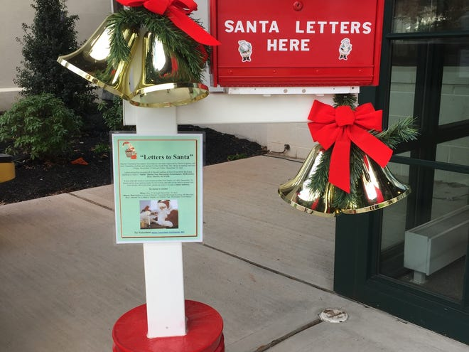 Warren Township Recreation has been approved by Santa to gather mail from Township children and deliver it to the North Pole. Theywill be accepting mail from Friday, Nov.15, until 4 p.m.Friday, Dec.13.