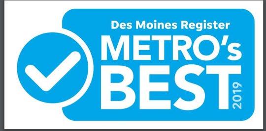 Des Moines Register's Metro's Best