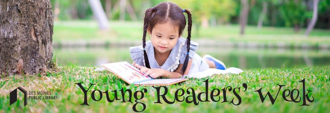 It's Young Readers' Week. Try these five tips for encouraging more reading in your home.