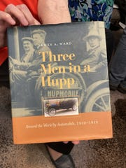 """Three Men in a Hupp: Around the World by Automobile, 1910-1912."""