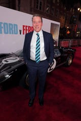 William Clay Ford Jr., executive chair, Ford Motor Company, at the Hollywood premiere of 'Ford v Ferrari.'