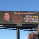 The Michigan Freedom Fund began sponsoring billboards on Nov. 8, 2019, in the Lansing area to target Gov. Gretchen Whitmer's veto of $375 million in road funding.