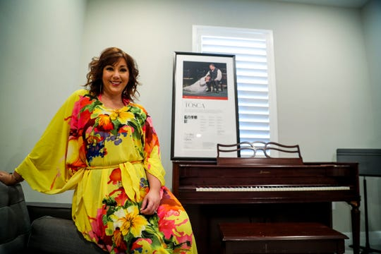 "Jennifer Rowley is a soprano who's making waves, including at the Metropolitan Opera, where she stars in ""Tosca"" next spring. She recently moved to Fort Myers and calls it her ""happy place"". Rowley has a Naples recital coming up where she will sing a few numbers with her husband, NYCO baritone Raymond Diaz. We catch up to her and talk about her life."