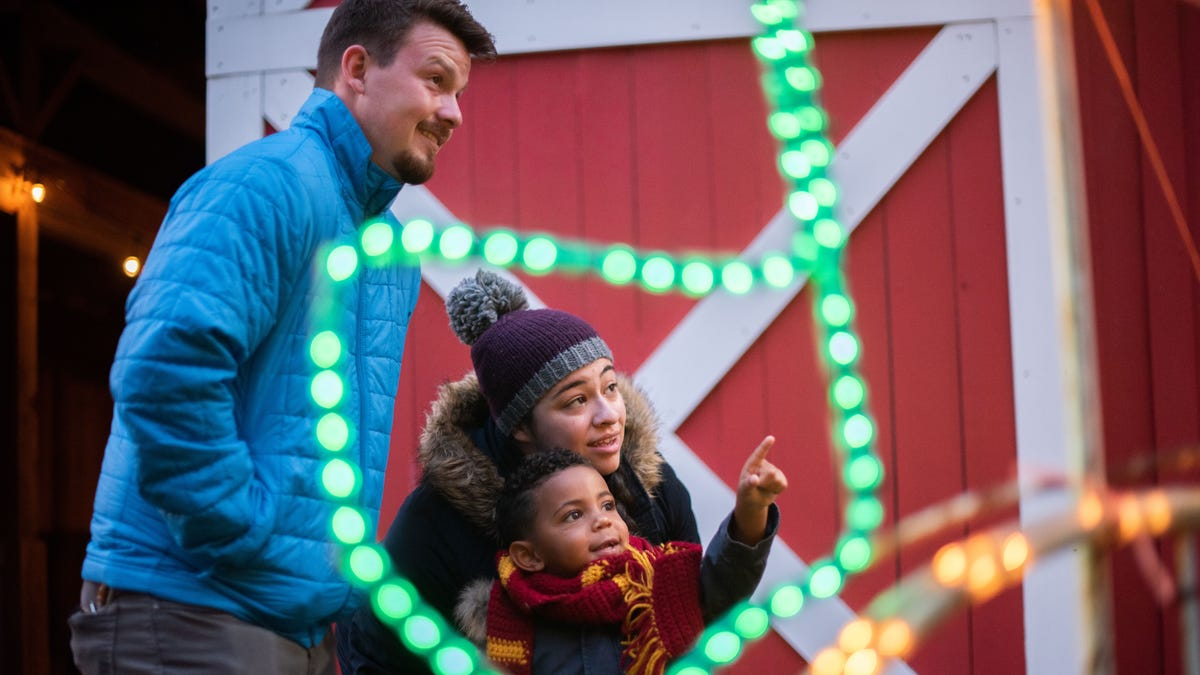 Where to see Christmas lights