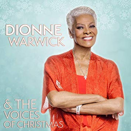 """Dionne Warwick & The Voices of Christmas"" by Dionne Warwick"