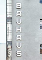 Bauhaus Movement, Germany.