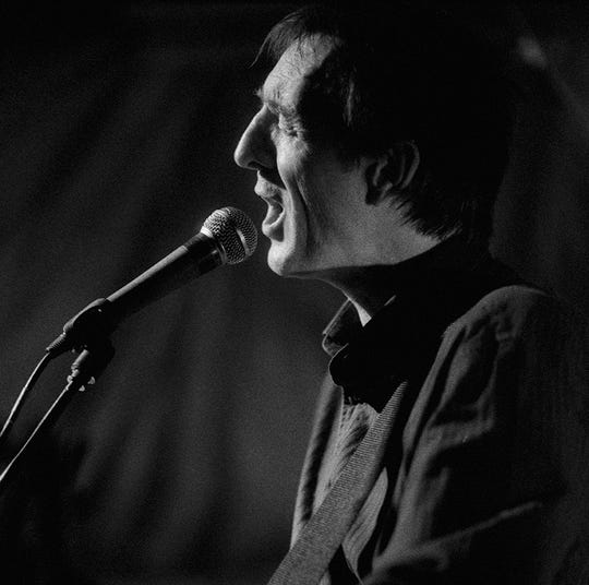 New Zealand singer-songwriter Bill Direen plays Bar DKDC on Saturday.