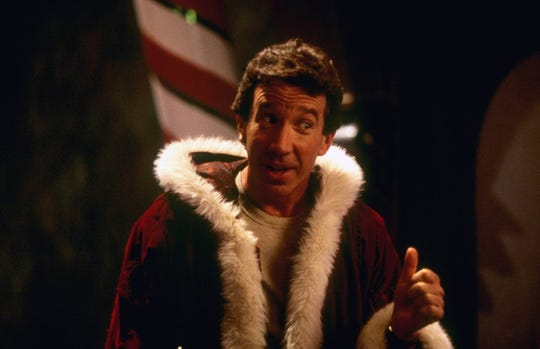 "Tim Allen learns he just got a new gig in the holiday comedy ""The Santa Clause."""