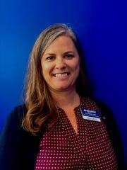Amy O'Brien, Faciility Manager of new Athletico Menomonee Falls, WI.