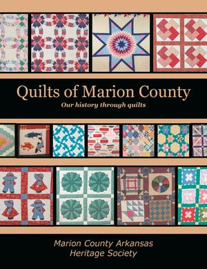 The new book, Quilts of Marion County, tells the story of families in Marion County and surrounding areas through quilts created over the last 100 years.
