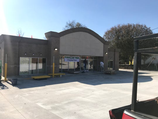 A new Dollar Tree is going into a renovated building on Lebanon Road in Mt. Juliet.