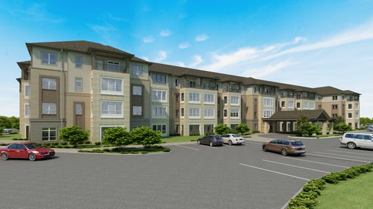 Harmony at Mt. Juliet is a 190-unit senior living facility under construction in Mt. Juliet.