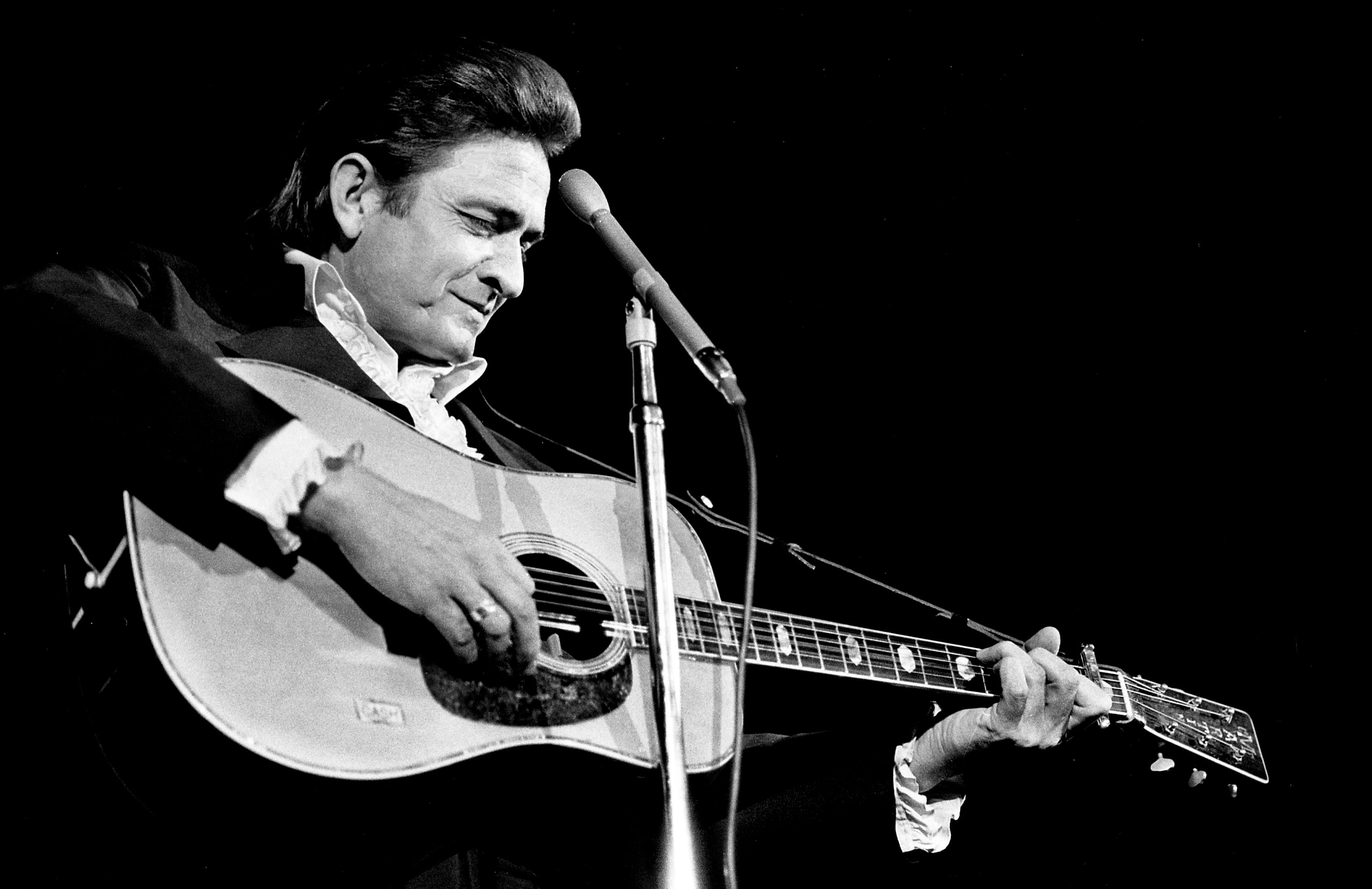 Third Man Records is releasing an archived Johnny Cash live album from 1973