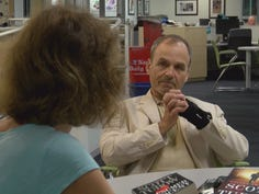 Revisiting the time we sat down with best-selling author Scott Turow to talk about life & work