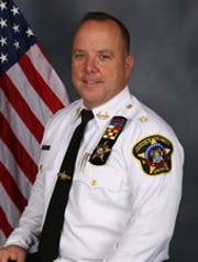 Sussex County Sheriff Mike Strada