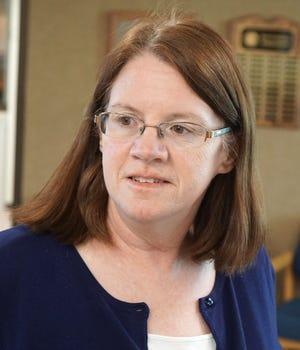 Livonia Clerk Susan Nash.