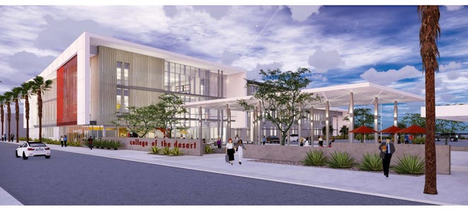College of the Desert officials are one step closer to expanding its downtown Indio campus with a second classroom building to increase enrollment capacity by 5,000 students.