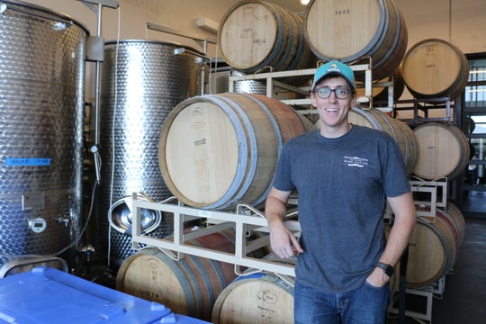 Michael Pierce, Viticulture & Enology Director, Southwest Wine Center