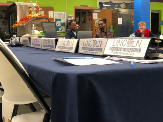 Ten thick binders — consolidated from the 11 sent to York City School District on Thursday, Oct. 31, 2019 — represent Lincoln Charter School's 4,276-page renewal application. If granted, the renewal would add another five years to the charter's operations, and expand grades to include middle school.