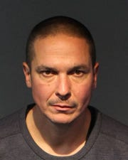 "William ""Willie"" Vareschi, 43, was arrested Thursday, Nov. 7, 2019, after he walked away from the Northern Nevada Transitional Housing center in Reno.  He was being held at the Washoe County Detention Facility."