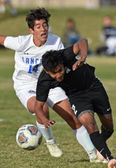 Galena will play Spanish Springs at 2 p.m. Saturday at Hug for the Northern 4A boys soccer championship.
