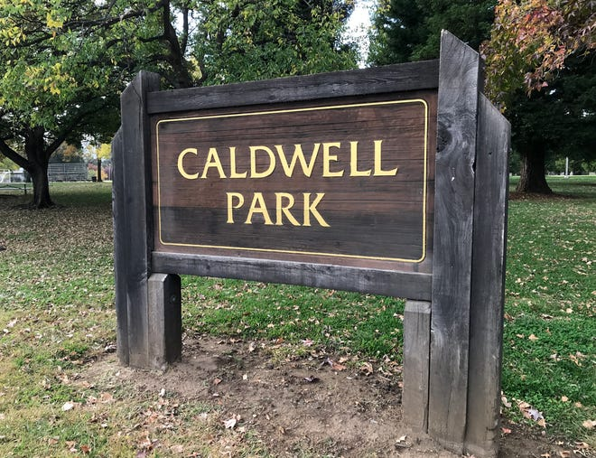 City of Redding officials have plans to expand Caldwell Park, both the east and west sides.