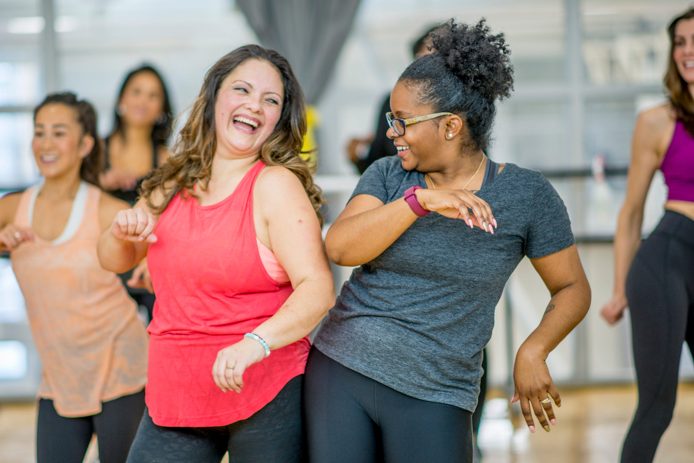 When it comes to exercise, it's not how far you go, how much you lift or how many calories you burn, it's how you feel afterwards, Dr. Jhansale says.