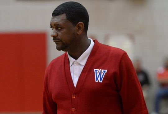 Former Woodlawn boys basketball coach Kenny Sykes now has the same position at BTW.
