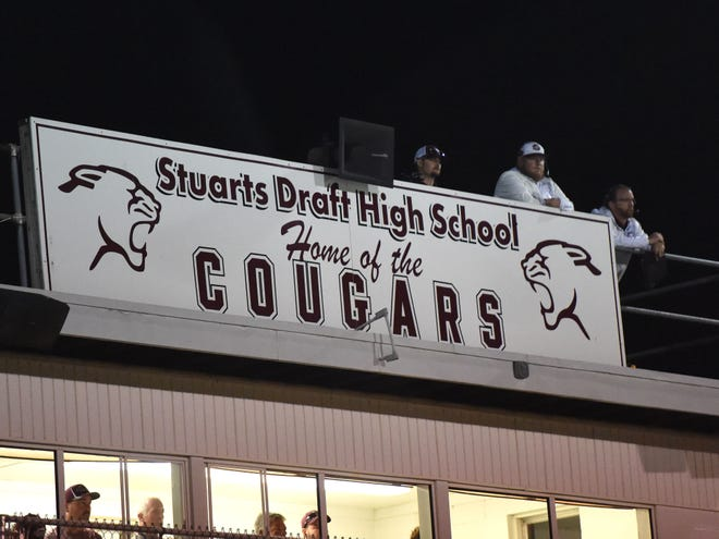 Stuarts Draft hosted Riverheads in a battle of 9-0 teams to finish out the regular season Friday night.