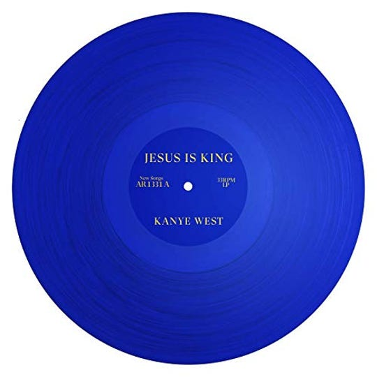 JESUS IS KING (Soundtrack) by Kanye West