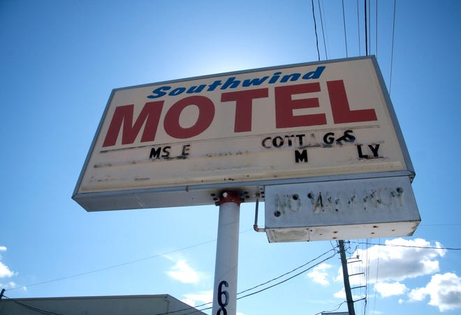 A local developer is proposing turning the Southwind Motel on U.S. 1 in downtown Stuart into one-bedroom apartments. At a Community Redevelopment Board meeting Nov. 6, 2019, neighbors questioned the type of tenant that might stay at these apartment, which the developer said was not intended for people of low-income.