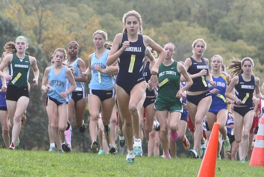 Cross country meets and tennis matches could potentially be contested within current social-distancing mandates, but don't expect the state to encourage pushing fall sports back to the spring to increase the likelihood of playing popular contact sports like football and soccer.