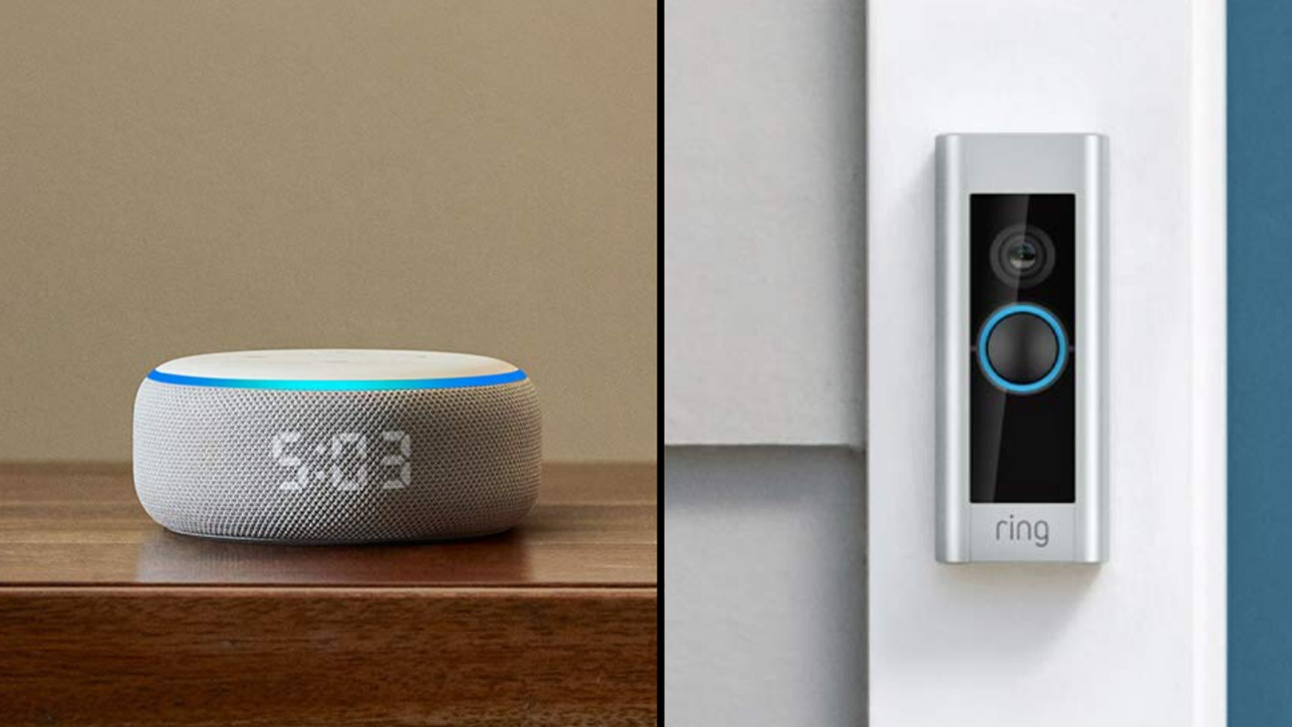 Black Friday 2019 Amazon Leaks Deals On Ring Kindle Echo And More