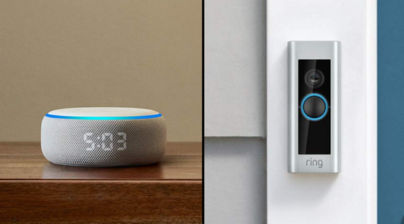 The all-new Echo Dot with clock and Ring Video Doorbell Pro will be offered at a discount during Amazon's Black Friday shopping extravaganza.
