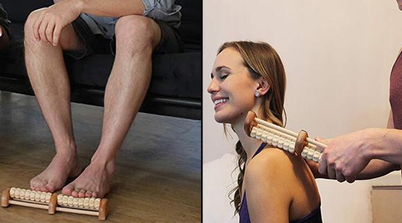 Best gifts under $10 2019: TheraFlow Foot Massager