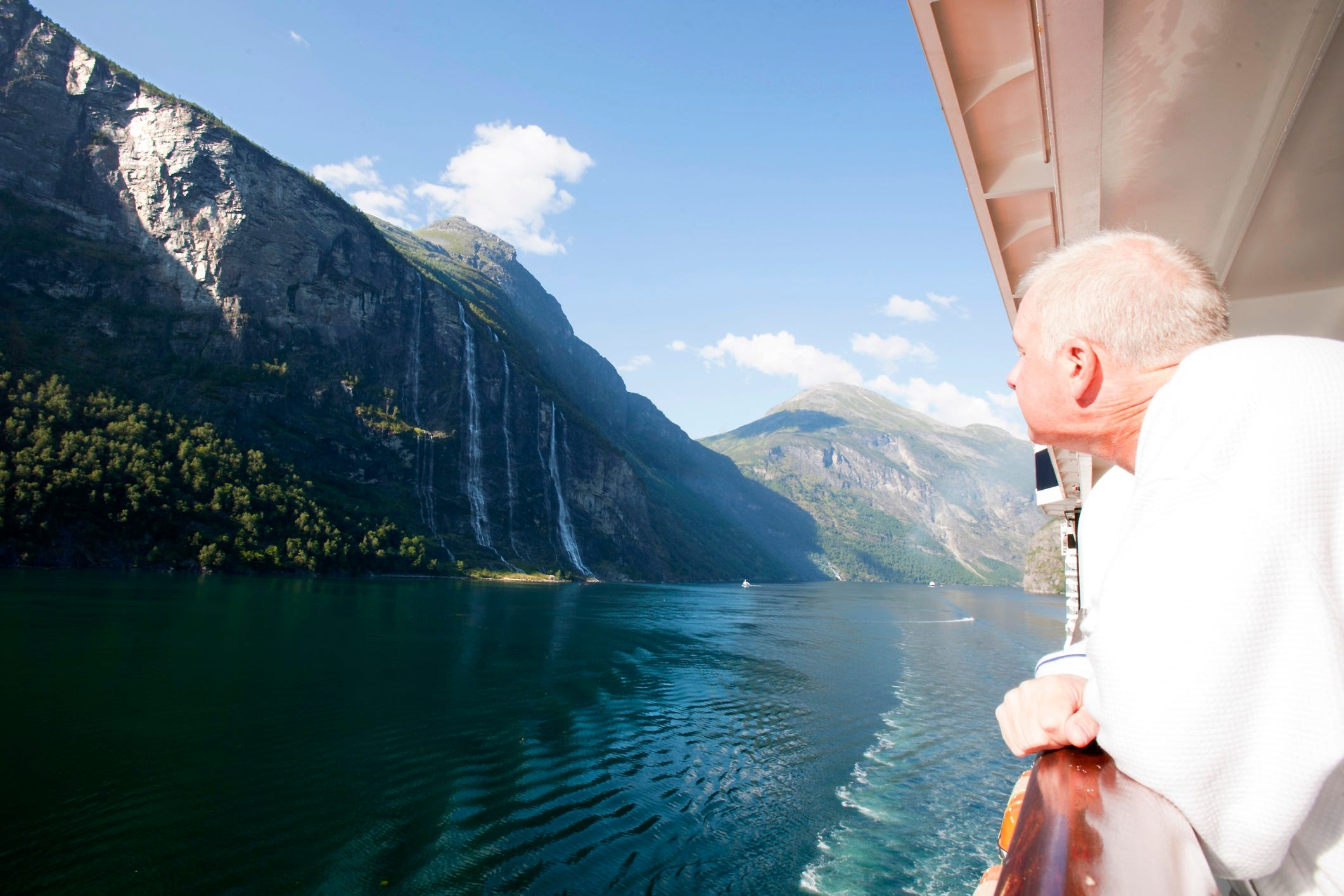 Secrets luxury cruise lines don't tell you: Order anything you want from anywhere you want