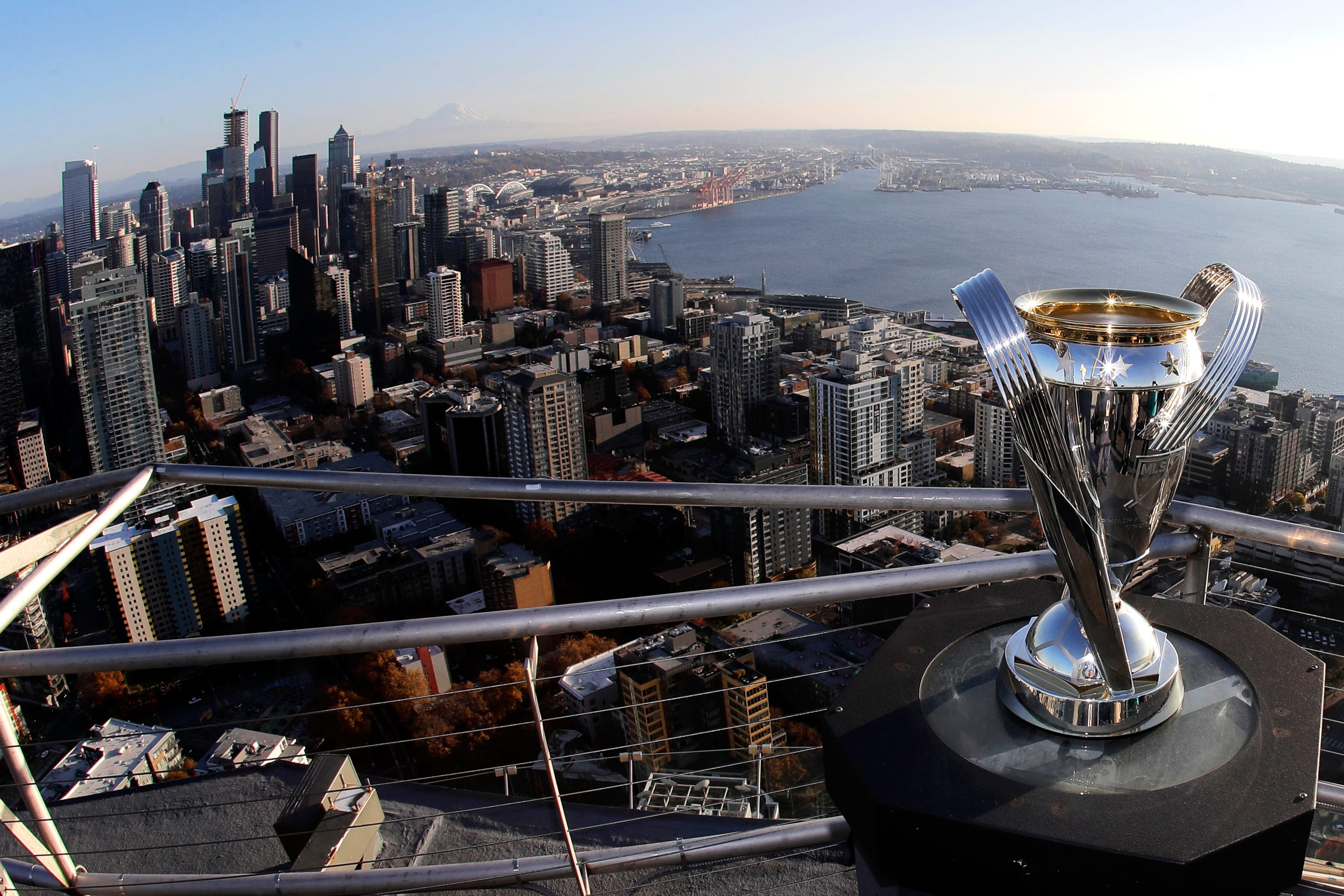 How to watch Seattle Sounders FC-Toronto FC MLS Cup: Live stream, TV channel, game time