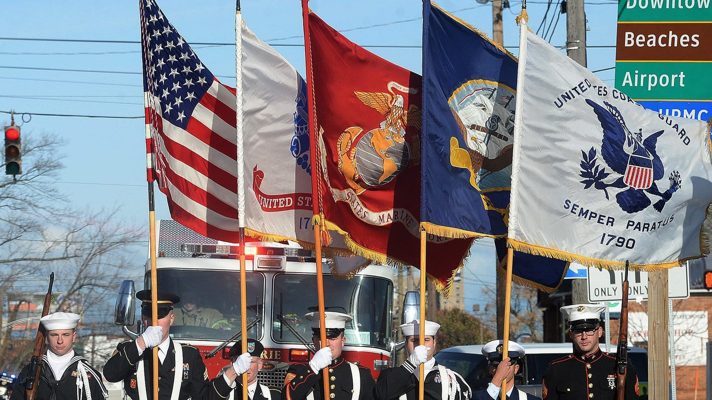 OPINION: This Veterans Day, know that the U.S. military is losing to the war called suicide