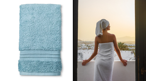 Best gifts under $10 2019: MicroCotton Spa Bath Towels