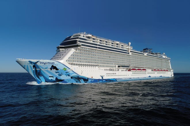 No. 3 best cruise line for the money: Norwegian Cruise Line