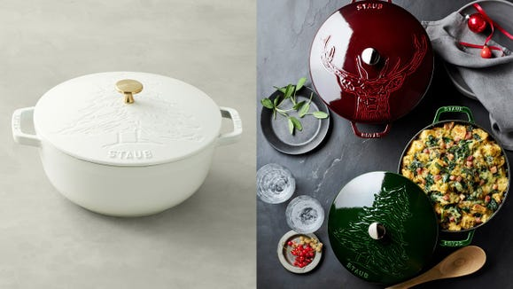 An elegant way to cook holiday meals.