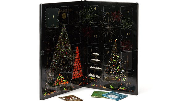 This advent calendar is a win for tea lovers.